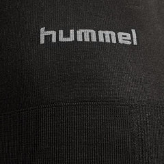 Hummel® - Clea Seamless Leggings (Black Melange)