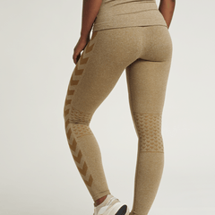 Hummel® - Classic Bee Seamless Leggings (Bronze)