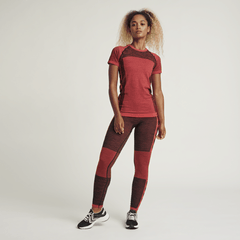 Hummel® - Clea Seamless T-shirt (Red)