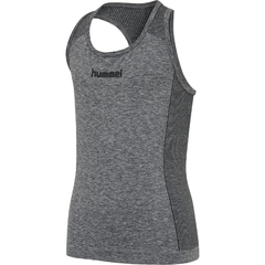 Hummel® - Junior Ava Seamless Top (Melange)