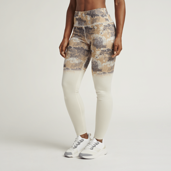 Hummel® - Lotus High Waist Leggings (White)