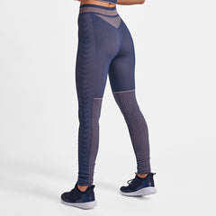Hummel® - Calypso Seamless Leggings (Black Iris)