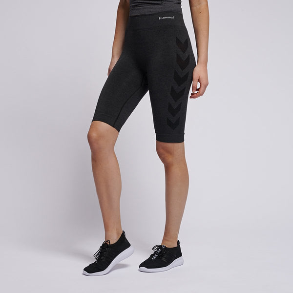 Hummel® - Classic Bee Seamless Shorts (Charcoal)