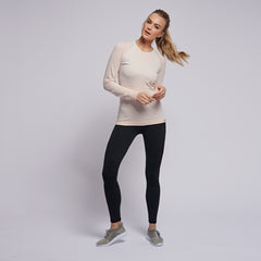 Hummel® - Clea Seamless Long Sleeve T-shirt (Pink)