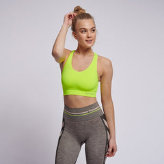 Hummel® - Sue Seamless Sportsbra (Yellow)