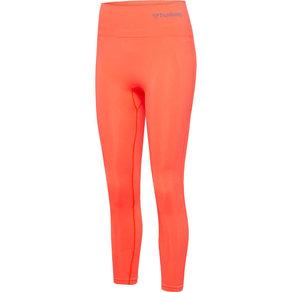 Hummel® - TIF High Waist Seamless Leggings (Coral)