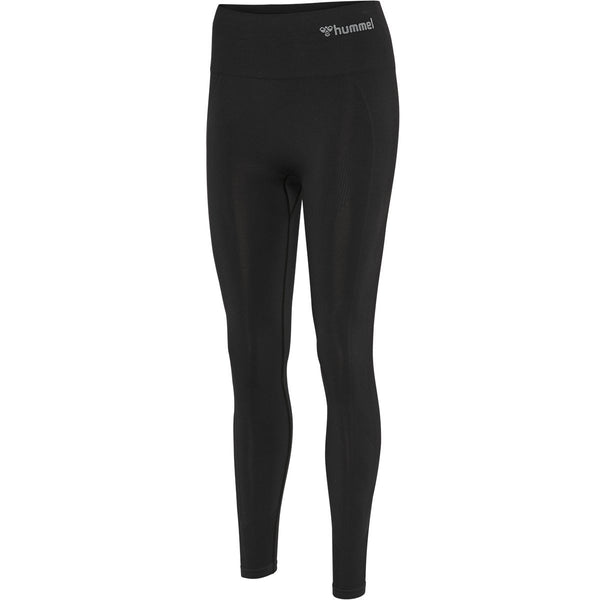 Hummel® - TIF High Waist Seamless Leggings (Black)