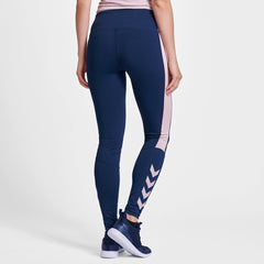 Hummel® - Toss Leggings (Black Iris)
