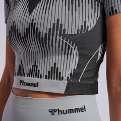Hummel® - Wera Seamless T-shirt (Grey)