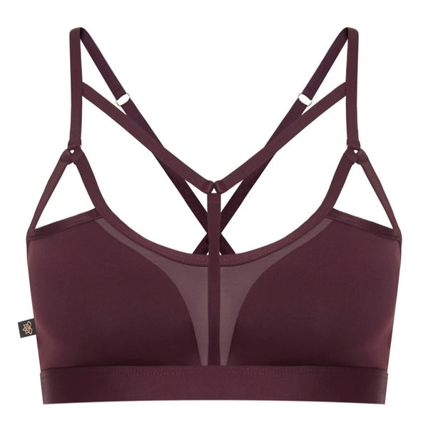 L'urv - My Perfect World Sportsbra (Bordeaux)