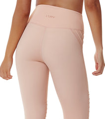 L'urv - Perfect Days 3/4 Leggings (Pink)