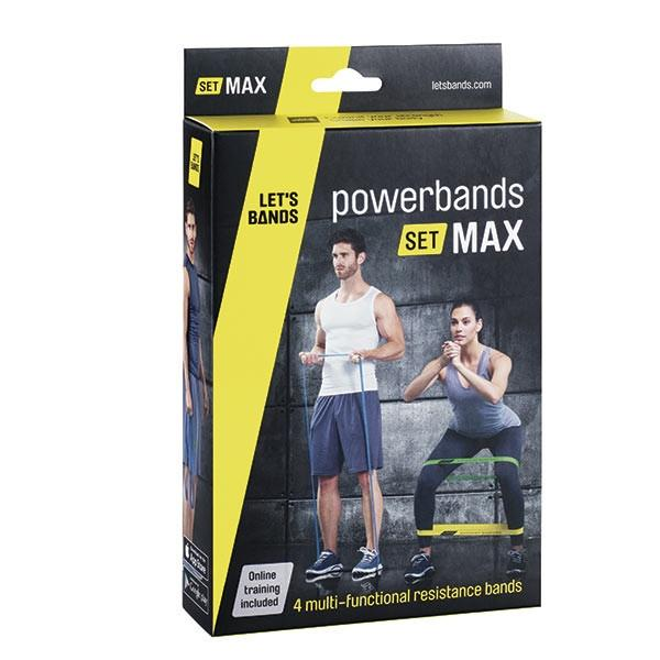 Let's Bands - Power Set Max
