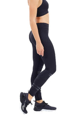 Lilybod - Izzie Tarmac Black Leggings (Black)