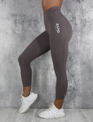 RapidWear - 7/8 Invisible Feel Leggings (Pale Hay)