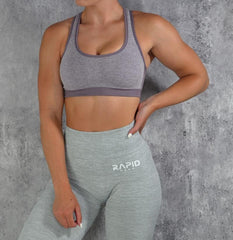 RapidWear - Empower Sportsbra (Purple)