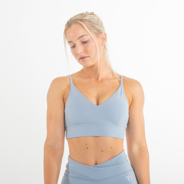 RapidWear - Free Spirit Sportsbra (Light Blue)