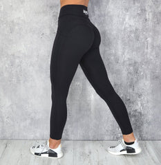 RapidWear - Scrunch Leggings (Black)