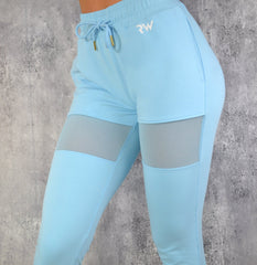 RapidWear - Work It Joggers (Faded Blue)