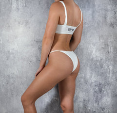 Rapid Wear Luxe Bikini White