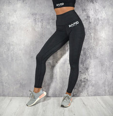 RapidWear - High Impact Leggings (Charcoal)