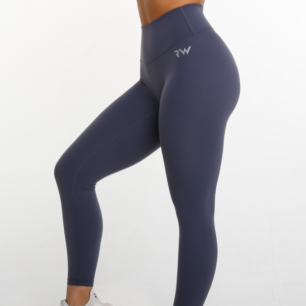 Rapidwear - 7/8 Butter Comfort Leggings (Blue)