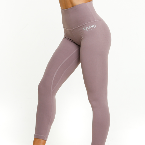 RapidWear - Ultimate Comfort Leggings (Purple)