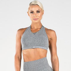 Ryderwear - Seamless Sportsbra (Light Grey)
