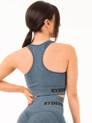 Ryderwear - Seamless Staples Sportsbra (Blue)