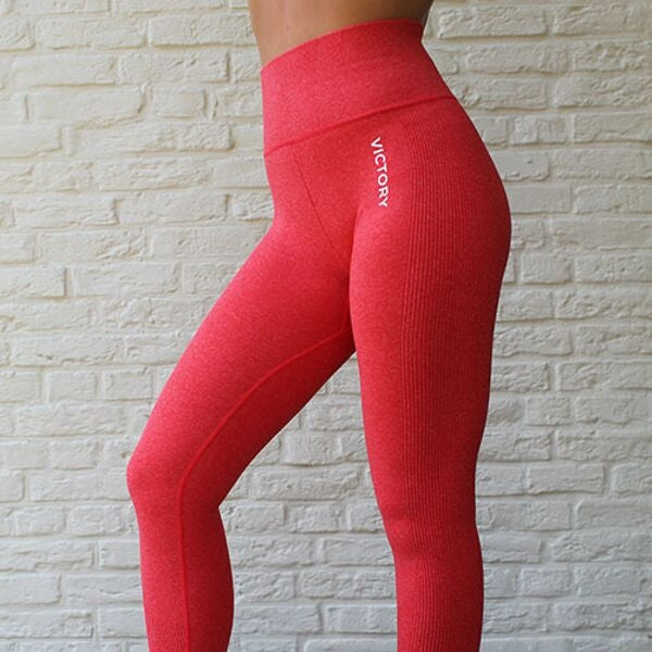 Victory Sportswear - Seamless Leggings (Coral)