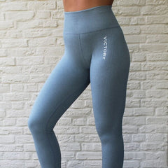 Victory Sportswear - Seamless Leggings (Grey)