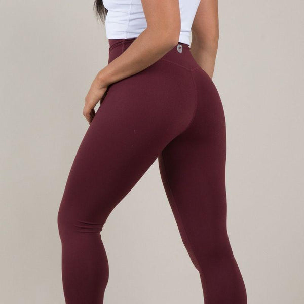 WearWolf - Sensation Leggings (Bordeaux)