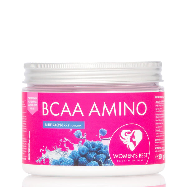 Women's Best - BCAA Amino (Blue Raspberry)