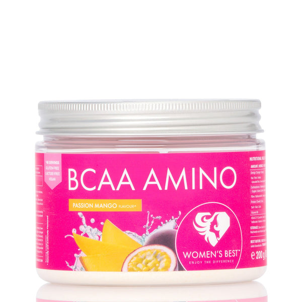 Women's Best - BCAA Amino (Passion/Mango)