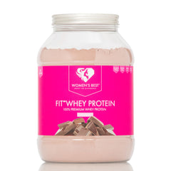 Women's Best - Fit Whey Protein (Chocolate)