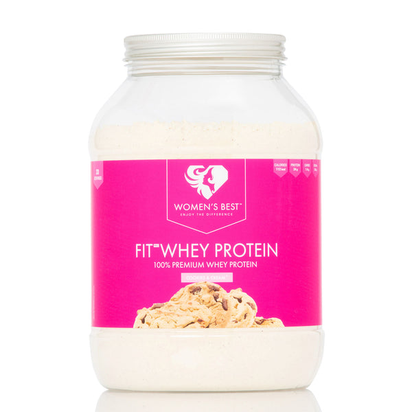 Women's Best - Fit Whey Protein (Cookies)