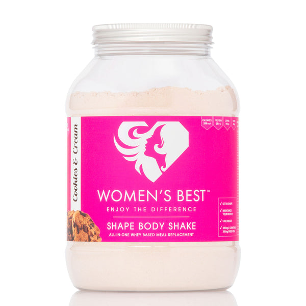 Women's Best - Shape Body Shake (Cookies)