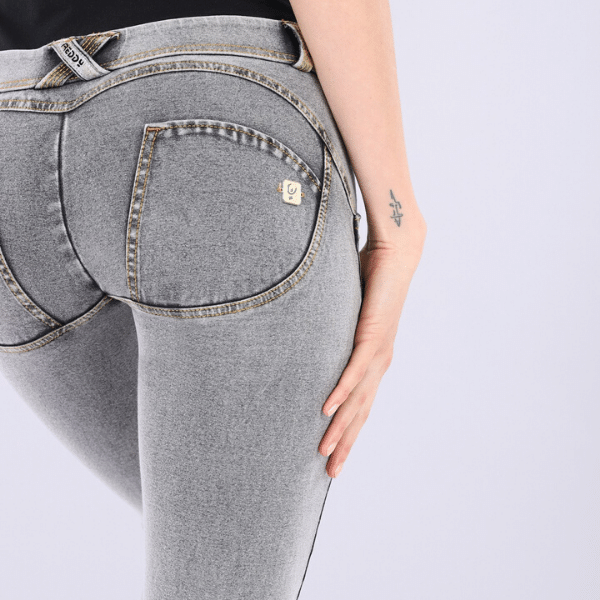 WR.UP® Low Waist Grey Denim (J3Y)