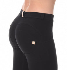 WR.UP® 7/8 Regular Waist Black (N)