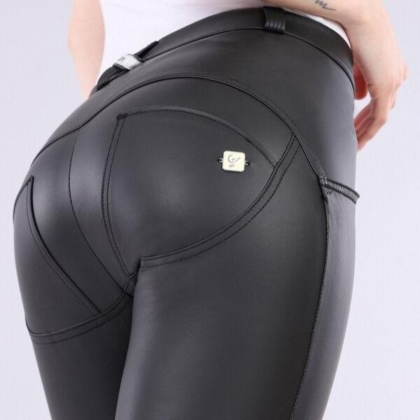 WR.UP® Low Waist Eco Leather Black (N)