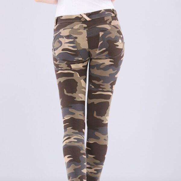 WR.UP® Regular Waist Camouflage (M95M)