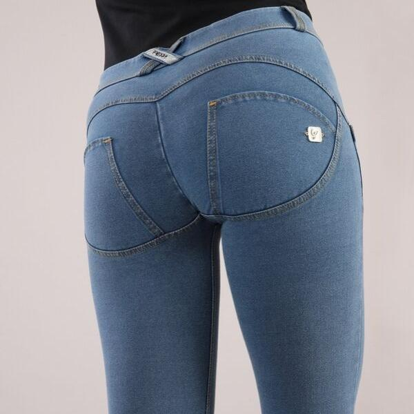 WR.UP® Regular Waist Light Blue Denim (J4Y)