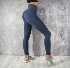 RapidWear - High Impact Leggings (Navy Blue)