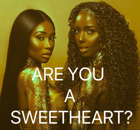 Are You A Sweetheart? Become A #SpellBoundSweetheart! | SpellBound Hair Boutique