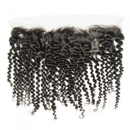 SpellBound Hair® Kinky Curls Free Part Frontal (13