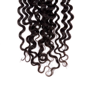 "SpellBound Hair® Italy Curl Free Parted Lace Closure (4"" x 4"") - SpellBound Hair"