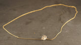 The Stafford Herkimer Diamond  Necklace