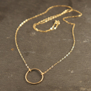 The Hardy Ring Necklace