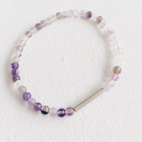 Purple Fluorite Jewelry