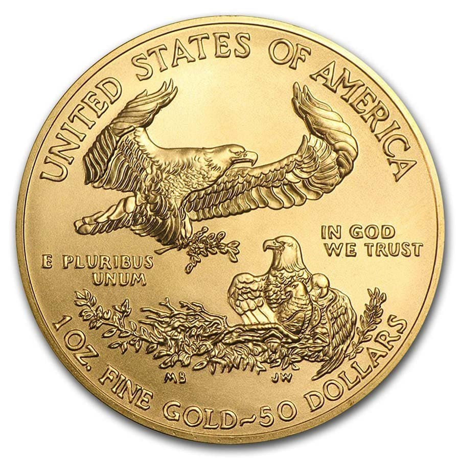 American Gold Eagle 1 oz
