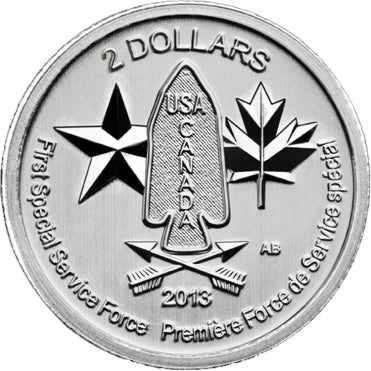 The Hero of Two Nations  - 1/2 oz Silver Coin